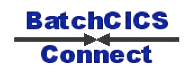 BatchCICS Connect